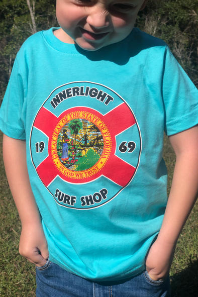 Toddler Innerlight Florida Flag Tee