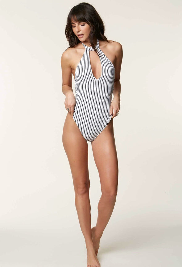 O`neill Highway Stripe One Piece