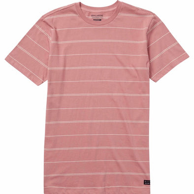 Billabong Die Cut Stripe SS Crew Tee