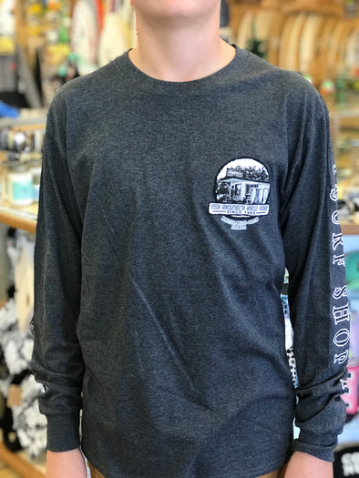 Original Shop Long Sleeve Tee