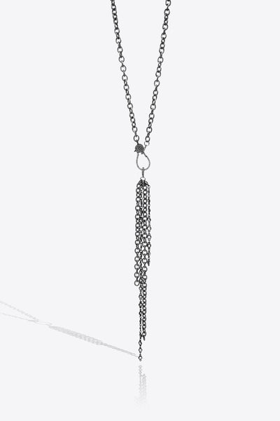 Chains of Love Tassel Necklace