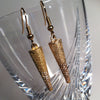 Aim High!  Arrow Earrings