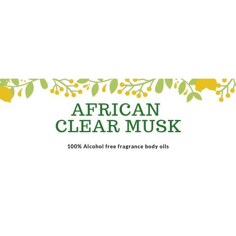 African Clear Musk