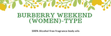 Burberry Weekend (Women)-Type