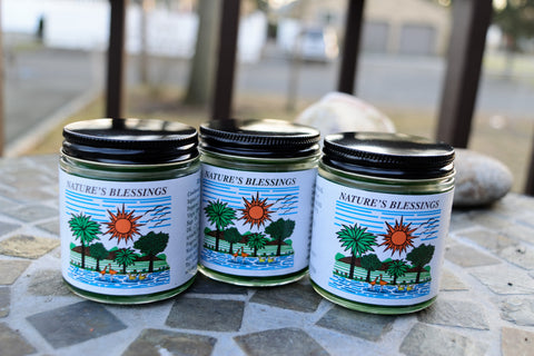 Nature's Blessings Hair Pomade {Pack of 3}
