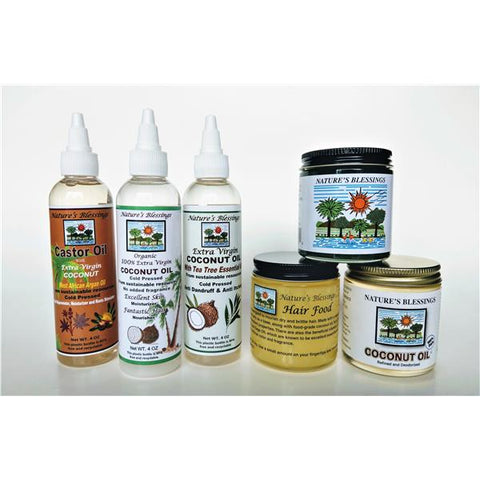 Nature's Blessings Sample Package