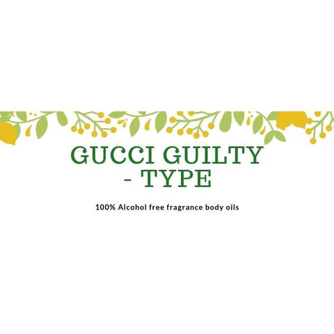 Gucci Guilty- Type