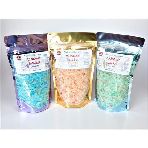 All Natural Bath Salt