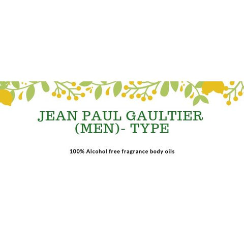 Jean Paul Gaultier (Men)-Type