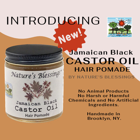 Jamaican Black Castor Oil Hair Pomade