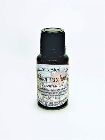 Indian Patchouli Essential Oil