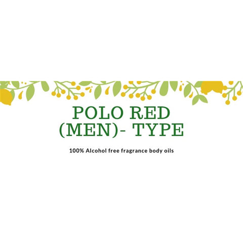 Polo Red (Men)- Type