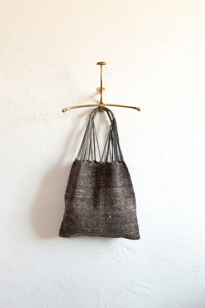 Wool Mercado Bag Nubes