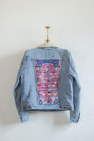 Cancuc Anochecer Jean Jacket
