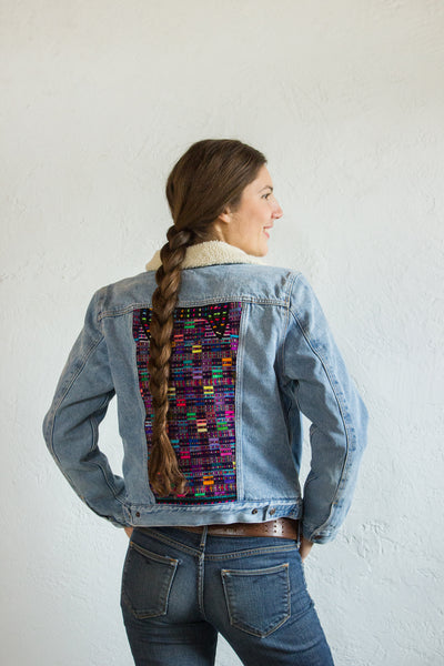 Cancuc Poema Jean Jacket