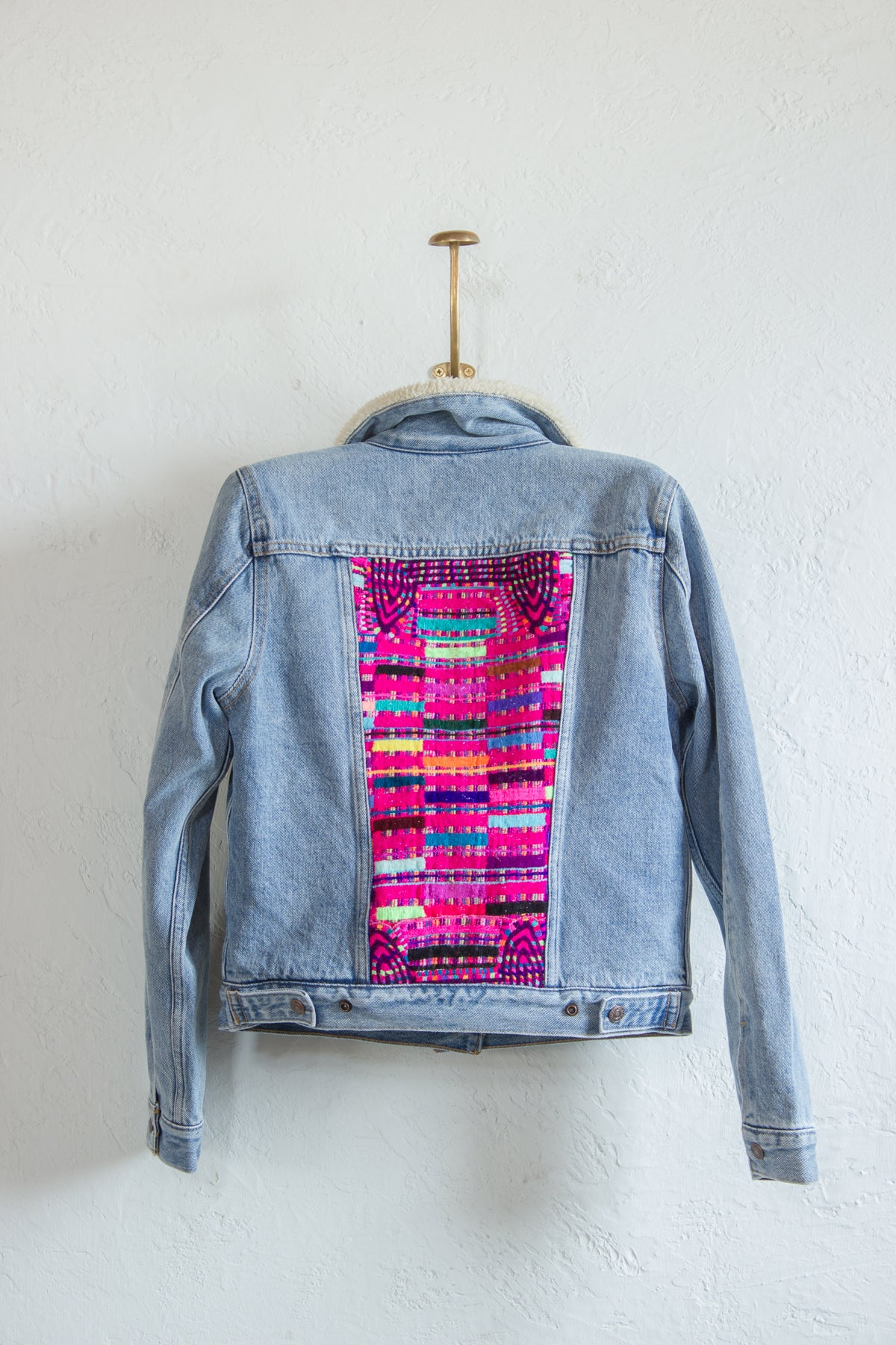 Cancuc Beso Jean Jacket
