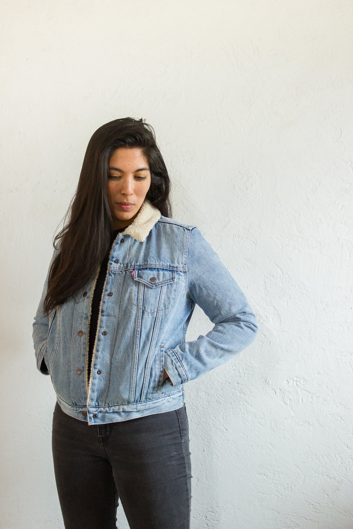 Cancuc Mirada Jean Jacket