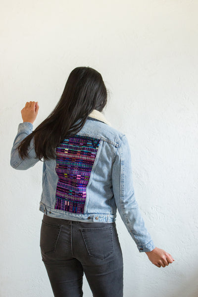 Cancuc Danza Jean Jacket