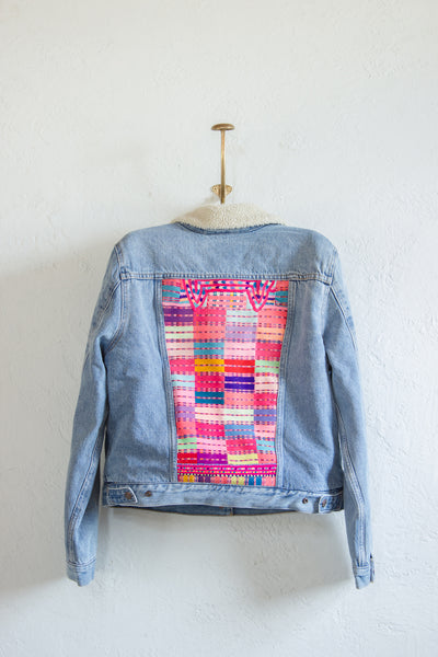 Cancuc Madrugada Jean Jacket