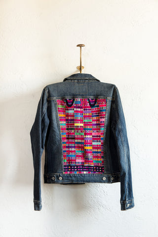 Cancuc Flecha Jean Jacket - Medium