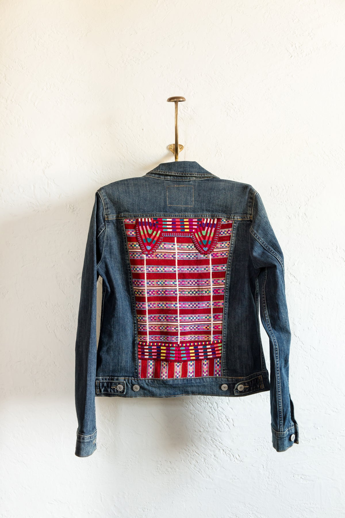Cancuc Amor Jean Jacket - Small