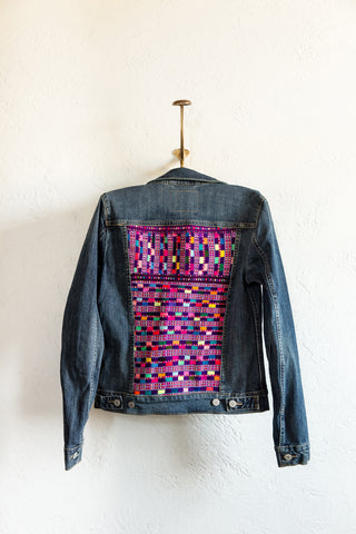Cancuc Abrazo Jean Jacket - Small