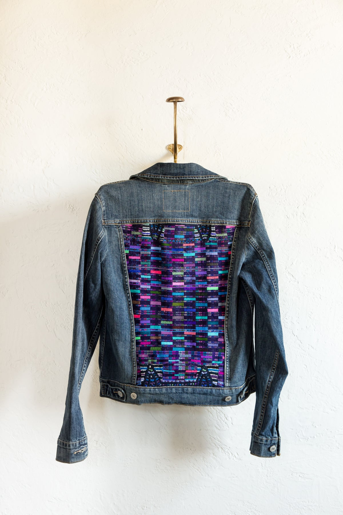 Cancuc Mora Jean Jacket - Medium