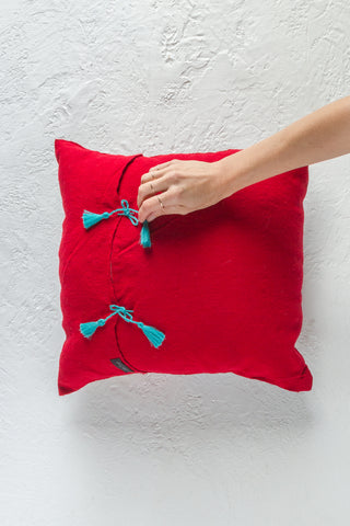 Zinacantán Pillow 14