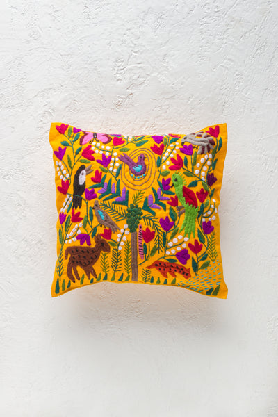 Zinacantán Nido Pillow