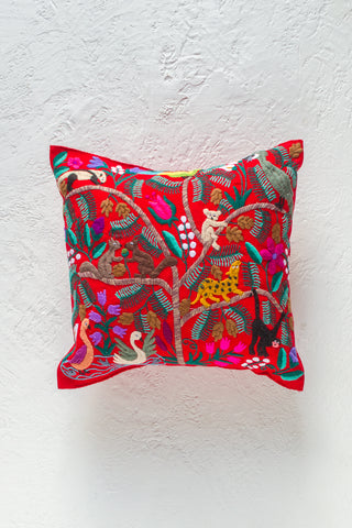 Zinacantán Pillow 19