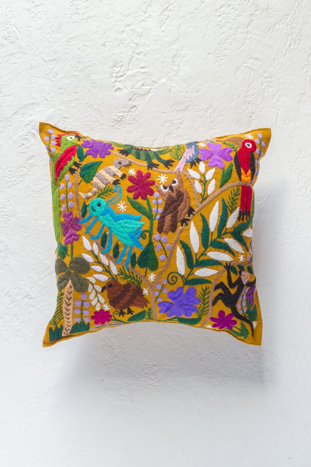 Zinacantán Pillow 3