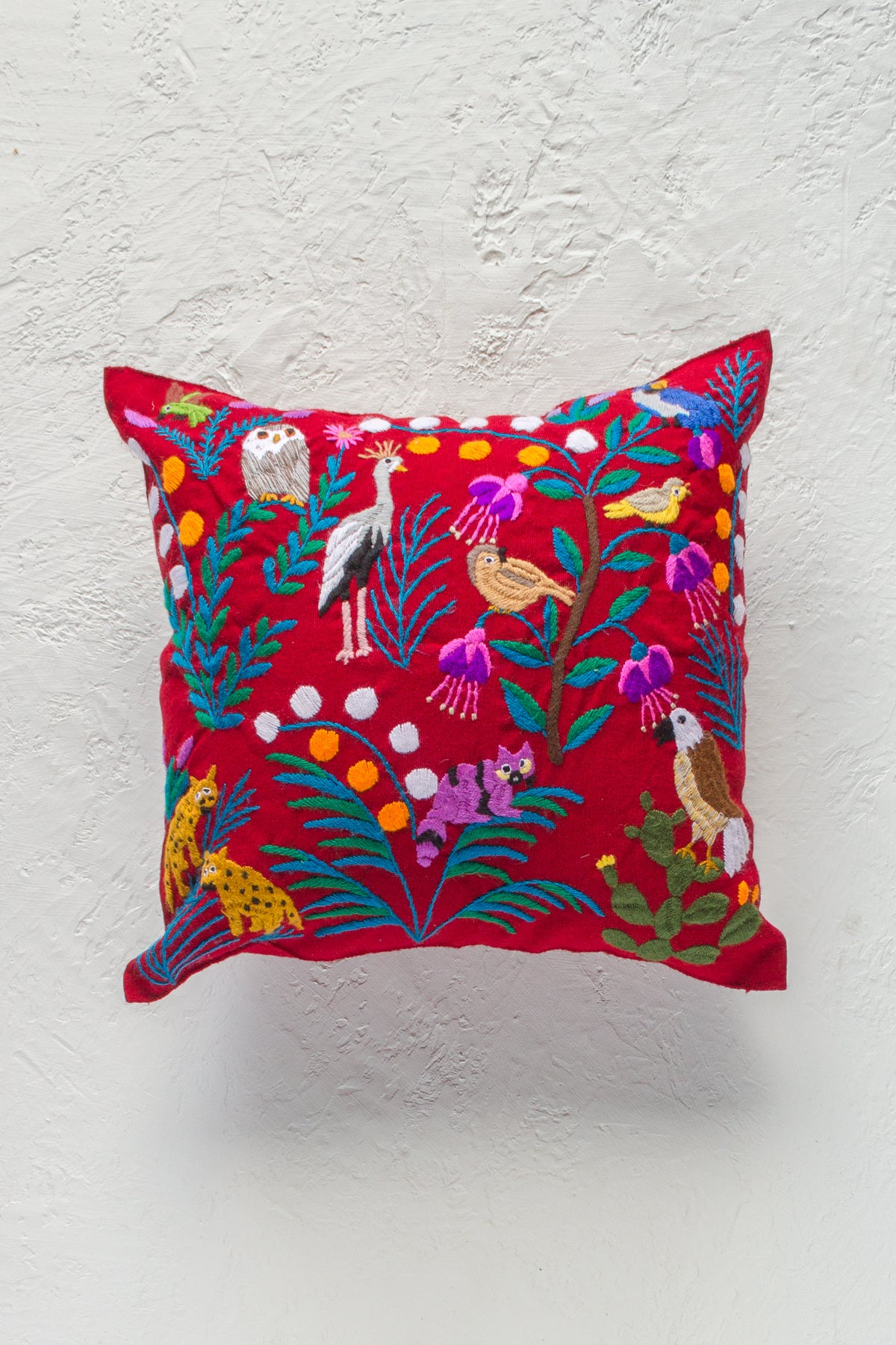Zinacantán Pillow 8