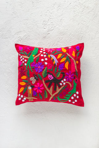 Zinacantán Chango Pillow