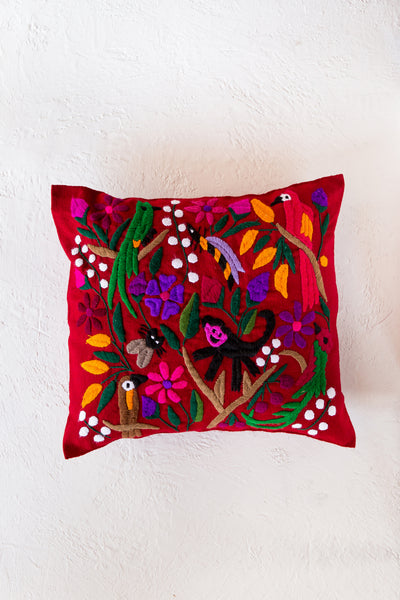Zinacantán Changuito Pillow