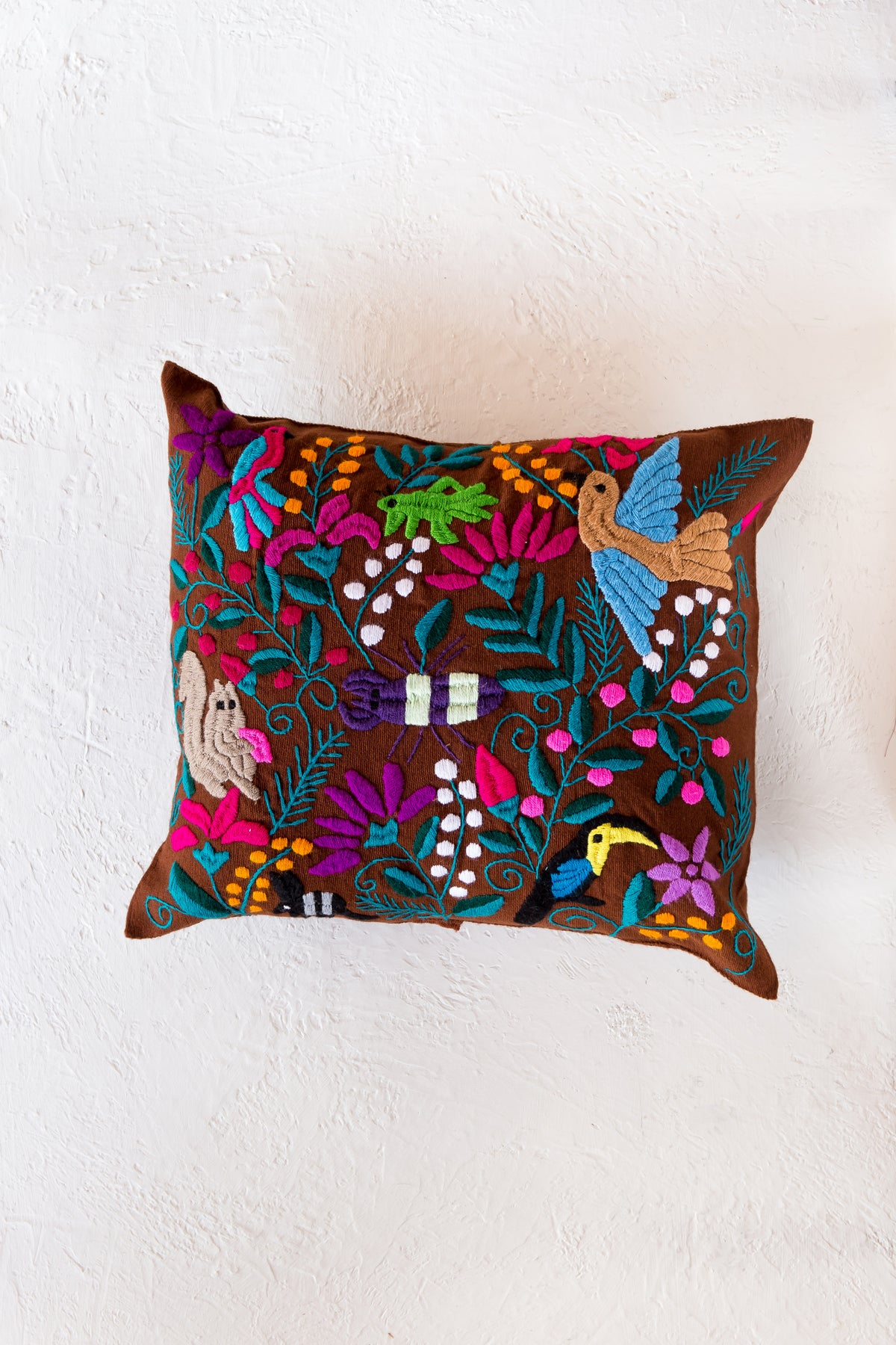 Zinacantán Bosque Pillow