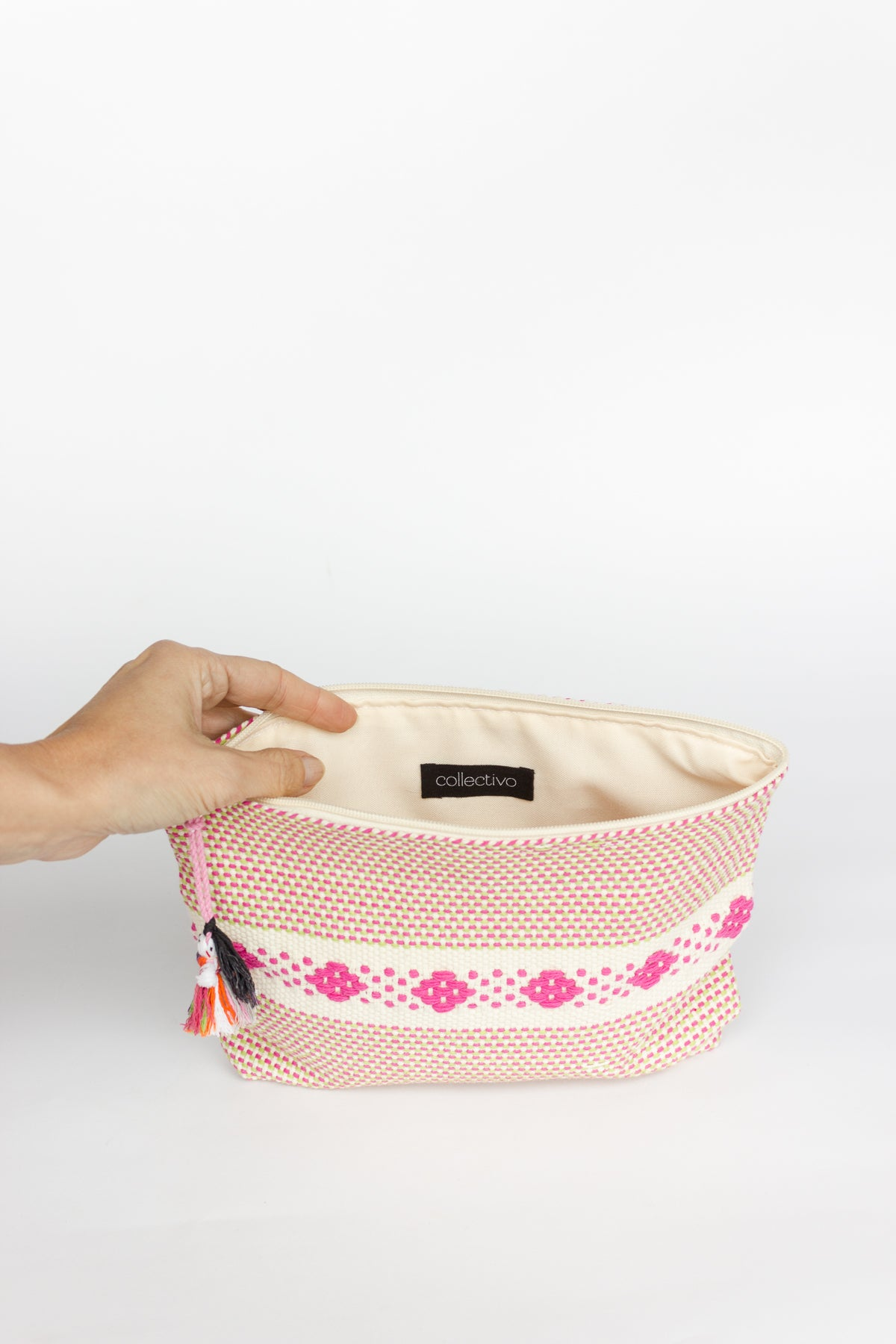 Jalieza Peonía Cosmetic Bag
