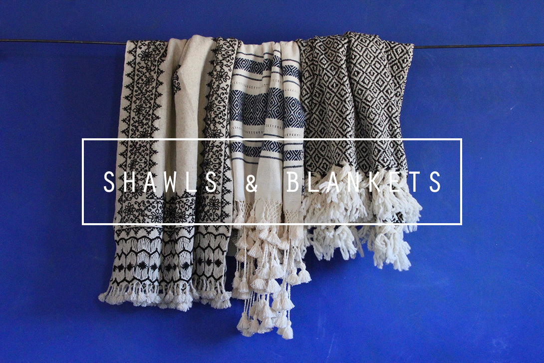 Blankets and Shawls