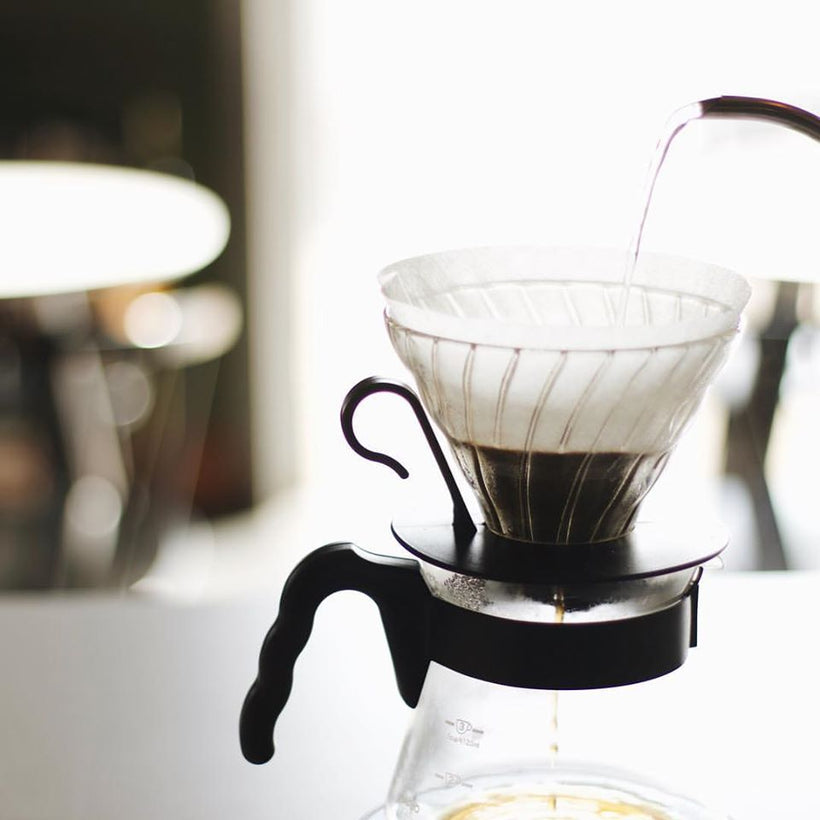 POUR-OVER COFFEES