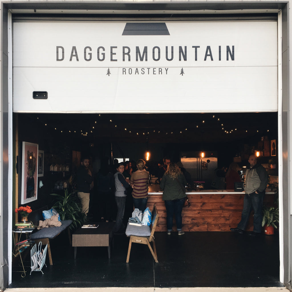 Dagger Mountain Coffee Shop