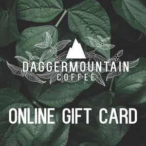 Dagger Mountain Online Gift Card