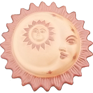 "Eclipse Sunface, 15"" Two-tone"