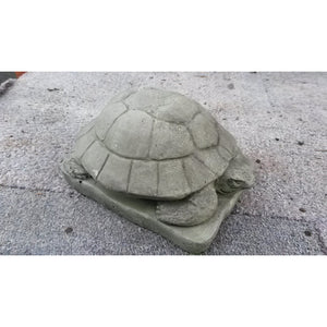 Statue, Animal | Turtle Statue, Painted