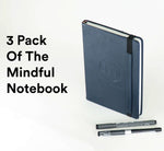 Mindful Notebook - 3 Pack