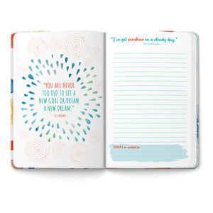 Live Happy Notebook