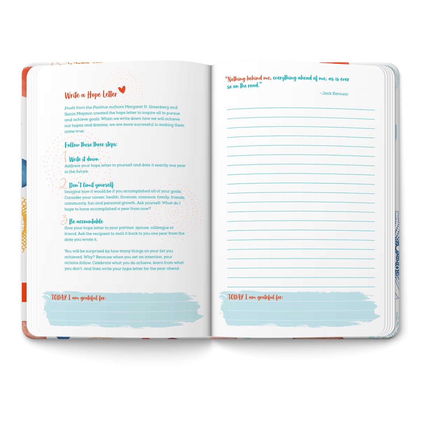 Live Happy Notebook - Preorder