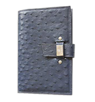 Ostrich Leather Cover