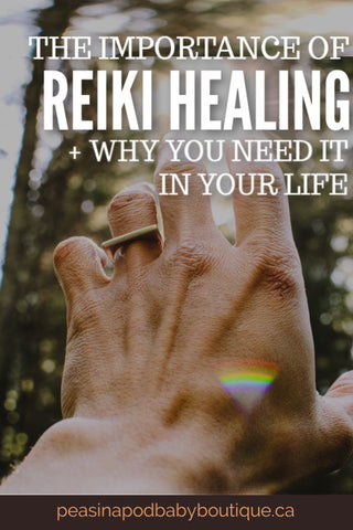 The Importance of Reiki Healing
