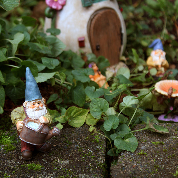 Watering Gnome Miniature