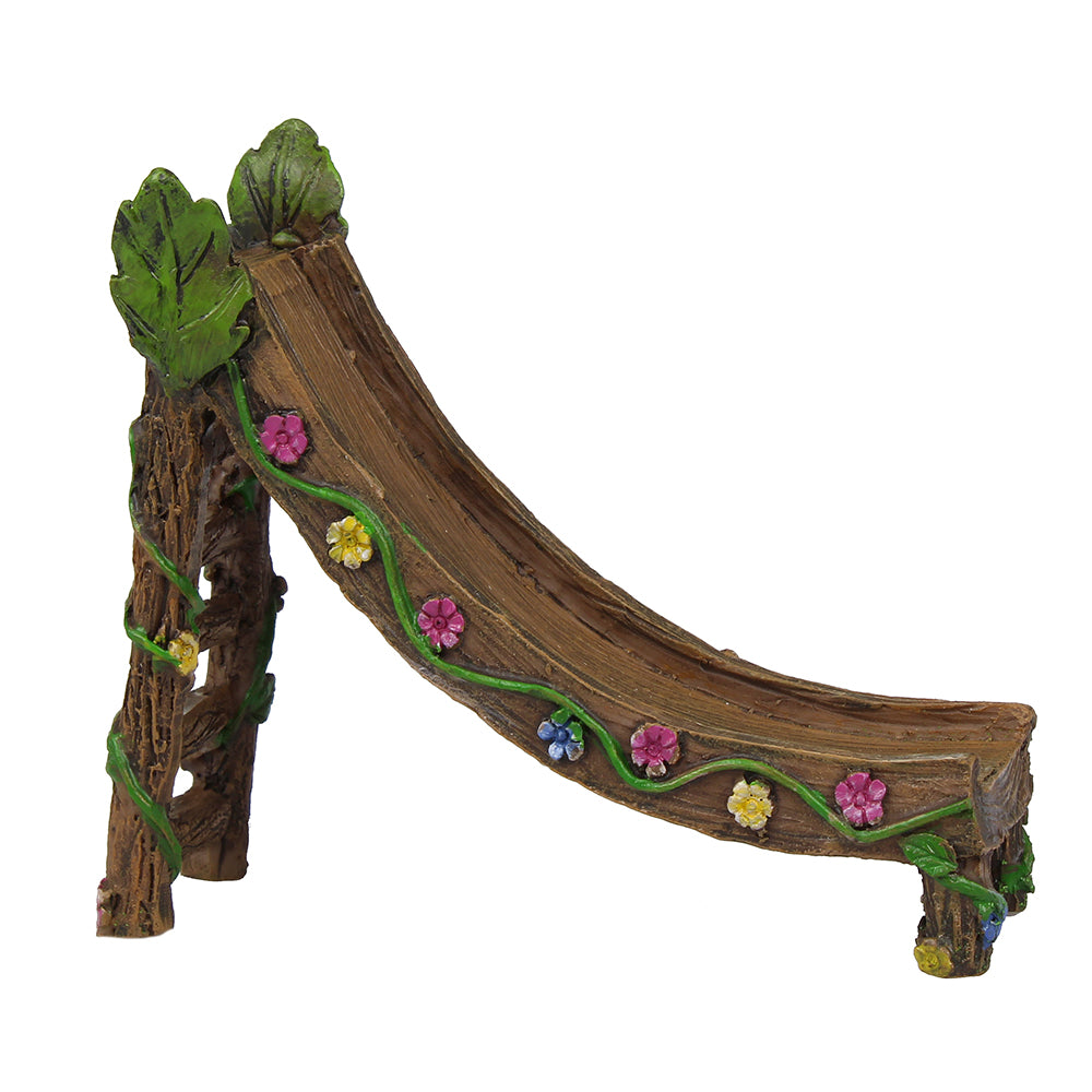 Fairy garden supplies - miniature slide