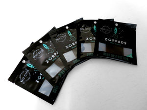 x5 Zorpads packaging